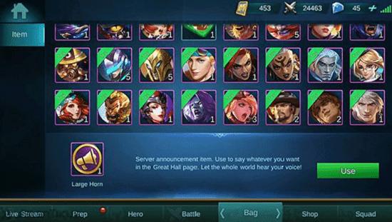 Cara Mudah Dapat Skin Gratis Game Mobile Legends Terbaru