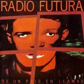 Los mejores discos de 1985 - RADIO FUTURA - De un pais en llamas