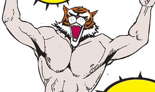 Ba cha con (bộ mới) phần 66: Đấu sĩ mặt hổ