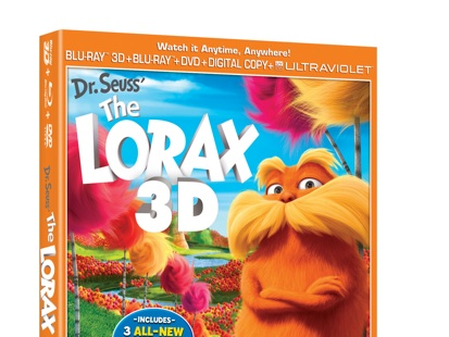 The Lorax Bluray Combo Pack {A Review}