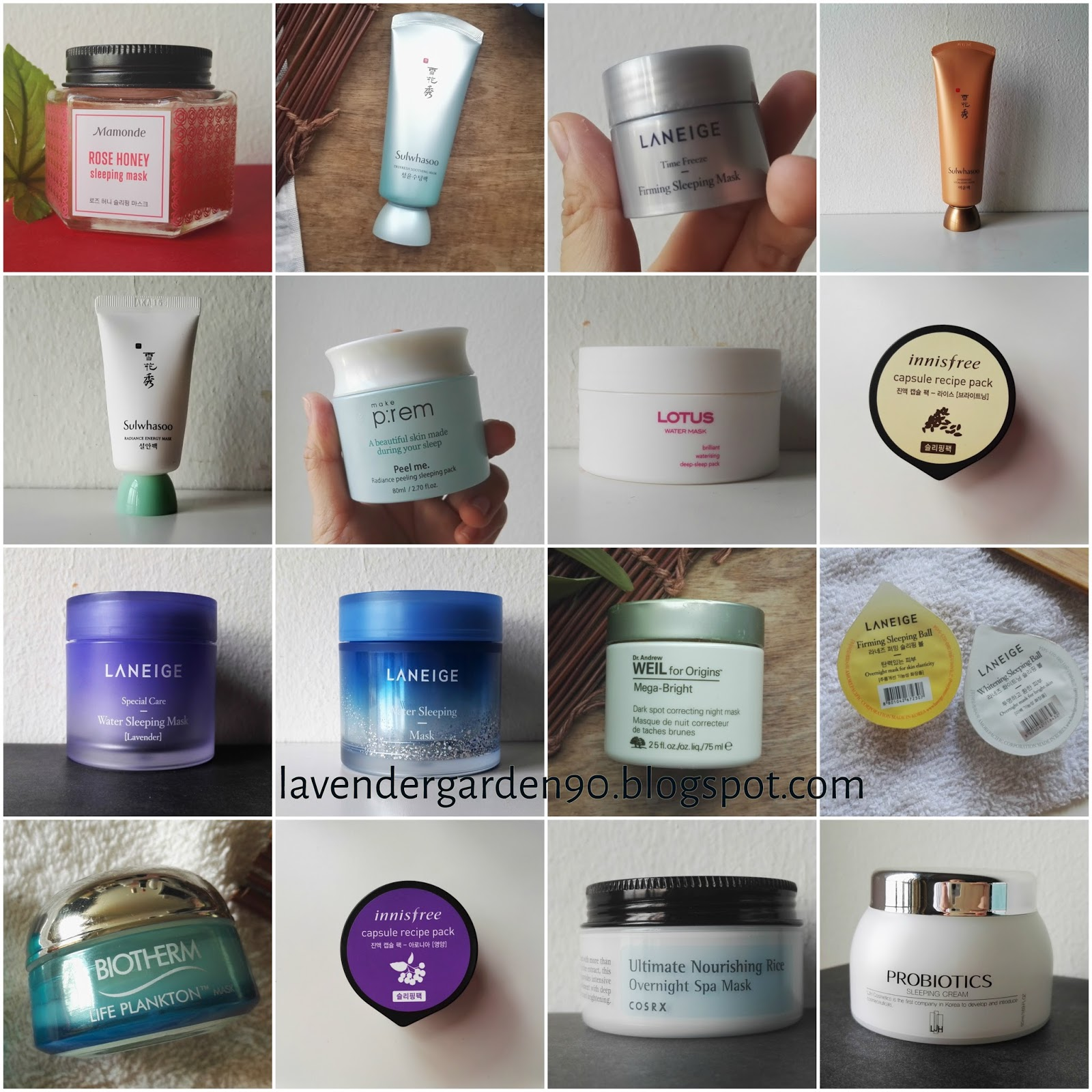 Carolyns Lavender Garden Best Of Beauty Award 2017 Biore Bubble Bundle Bright Care Cosrx Ultimate Nourishing Rice Overnight Spa Mask Dr Andrew Weil For Origins Mega Goodal Waterest Vital Sleeping Pack