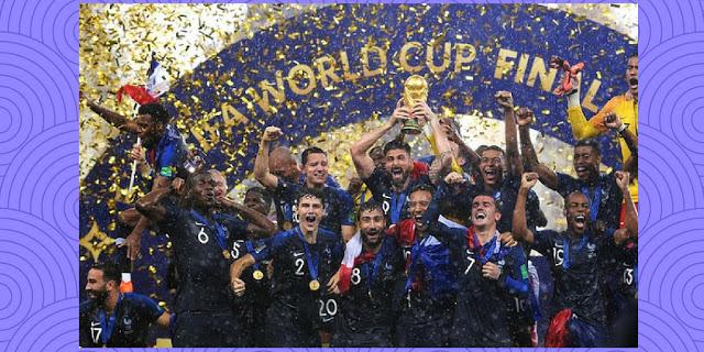 Fifa world cup final 2018