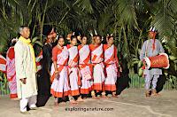 Cultural Program at Sundarban National Park