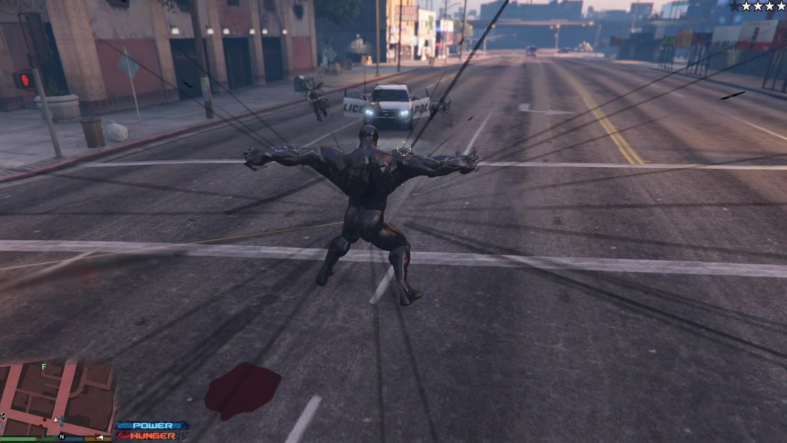 GTA X Scripting: GTA 5 Venom script mod