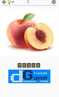 Soluzioni Frutti, verdure e noce livello 7
