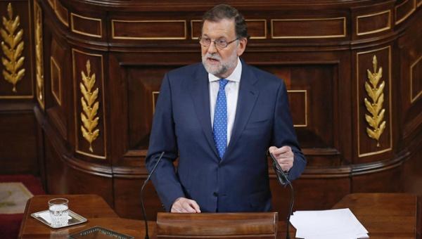 La corrupción, gran tema ausente en el discurso de Rajoy