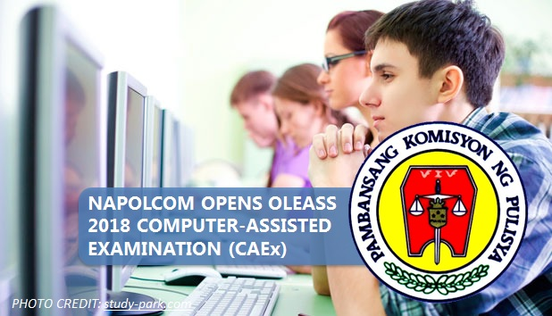 NAPOLCOM launches computer-assisted PNP entrance exam CAEx, opens OLEASS