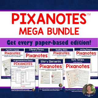Get every paper-based edition of Pixanotes™ with a Growing Bundle!