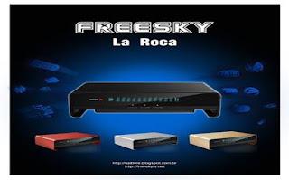 حصرياااا تحديثات جديدة لأجهزة FREESKY HD بتاريخ 2017/12/27 Freesky%2BL%2BRoca