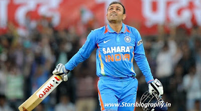 Virender Sehwag Biography, Age, Family, Wiki