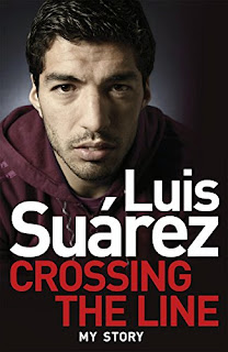 Luis+suarez+Book+crossing+the+line+my+story