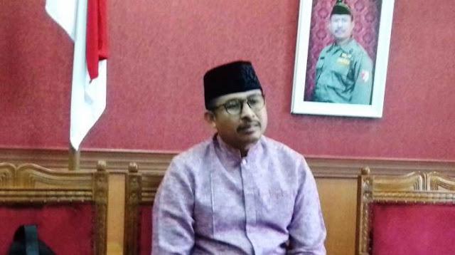 Ketua DPRD Batam Belum Tahu Secara Resmi dan Pertanyakan Mengenai Defisit Anggaran 2018