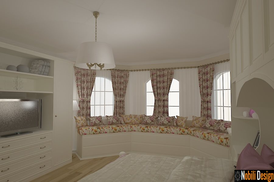 Design interior living casa clasica Sibiu - Amenajari interioare vile / Arhitect Sibiu
