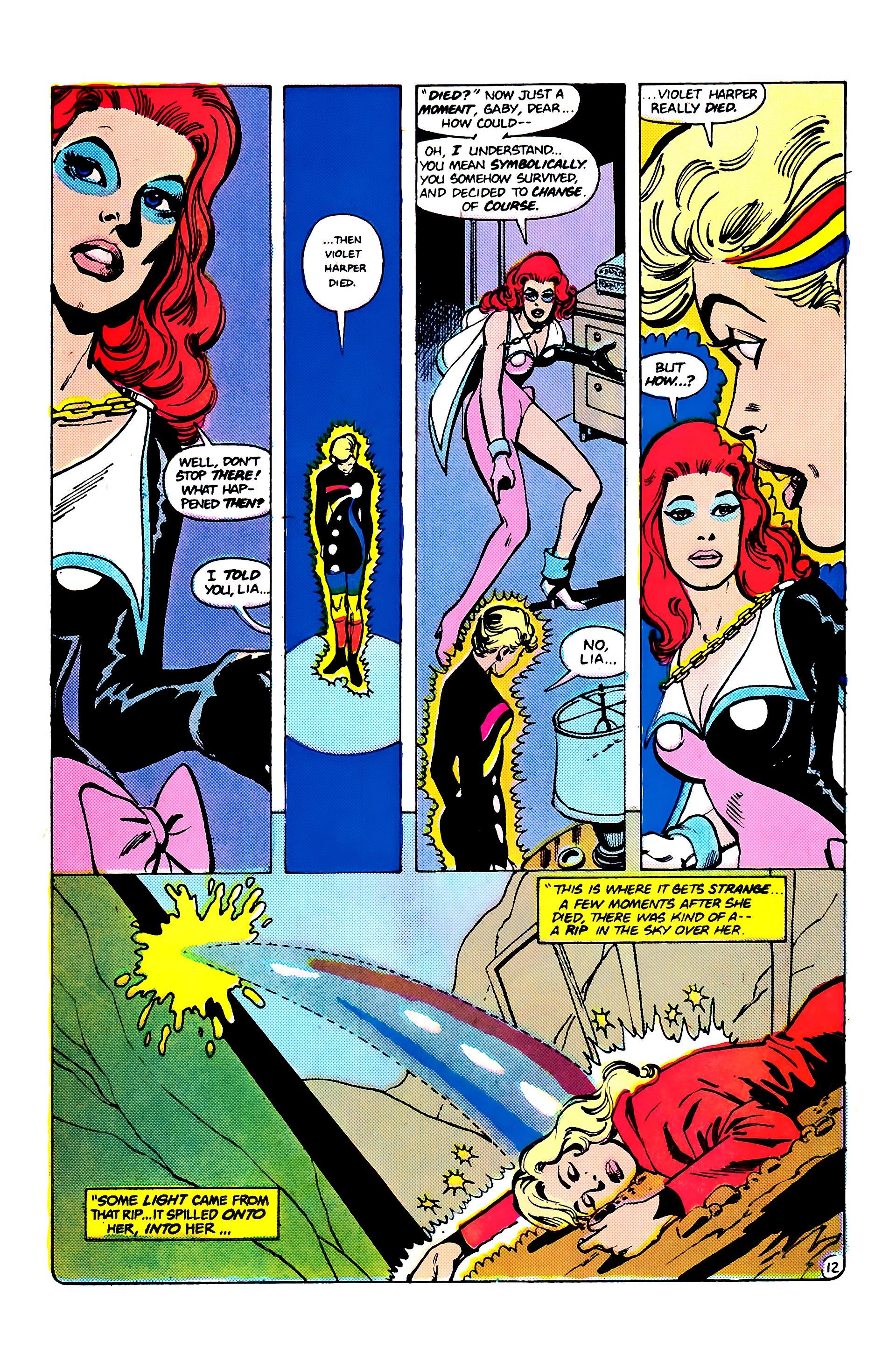 Read online Secret Origins (1986) comic -  Issue #6 - 38
