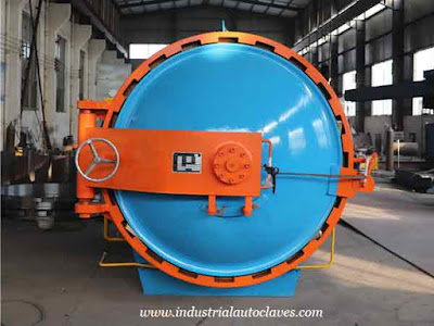 Autoclave Curing Of Composites Was Sold To QingDao
