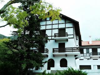 Antigo Hotel Termal de Villavicencio