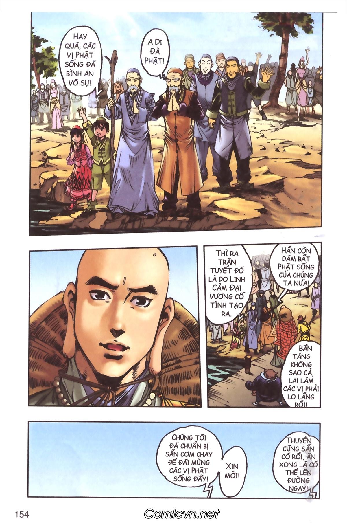 Tây Du Ký màu - Chapter 95 - Pic 26