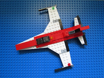 Set LEGO Creator 7292 Propeller Adventures