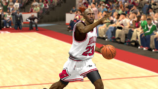 NBA 2K13 HD Skin Realistic Body Mod