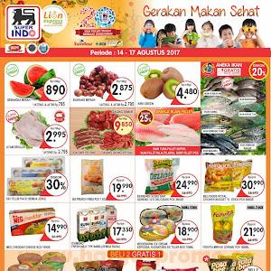 Katalog Promo SUPERINDO Awal Pekan Weekday 14 - 17 Agustus 2017