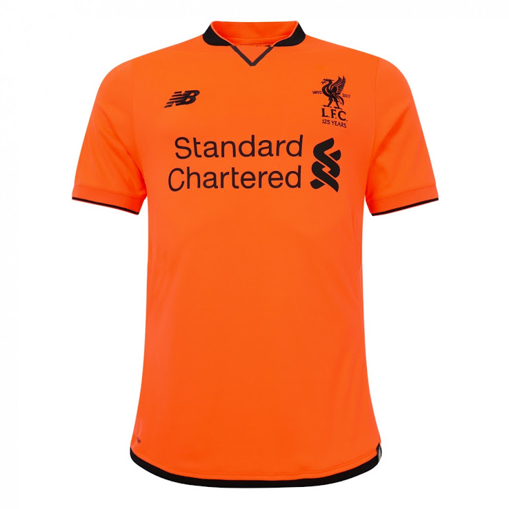 70737bbb5 Liverpool 17-18 Third Kit Released - Footy Headlines