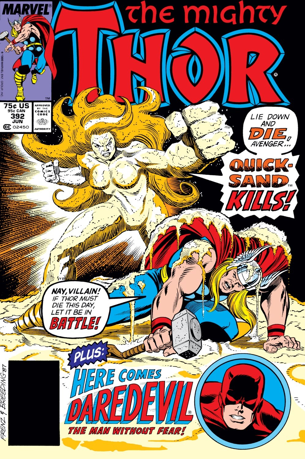 Thor (1966) 392 Page 1