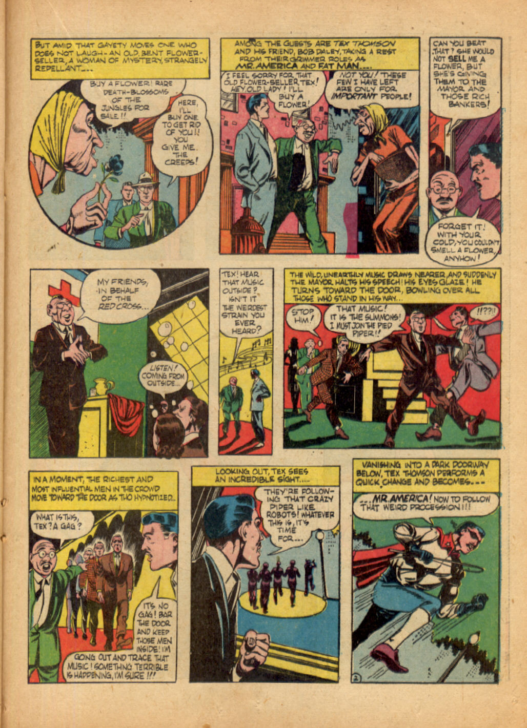 Read online Action Comics (1938) comic -  Issue #48 - 39