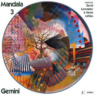 Gemini - Mandala 3 - Metier