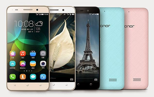 Huawei Honor 4C now official