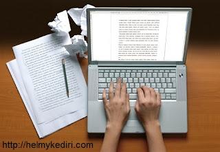 5 Tips menulis artikel dengan cepat diwebsite