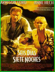 Seis días y siete noches (1998)   3gp/Mp4/DVDRip Latino HD Mega