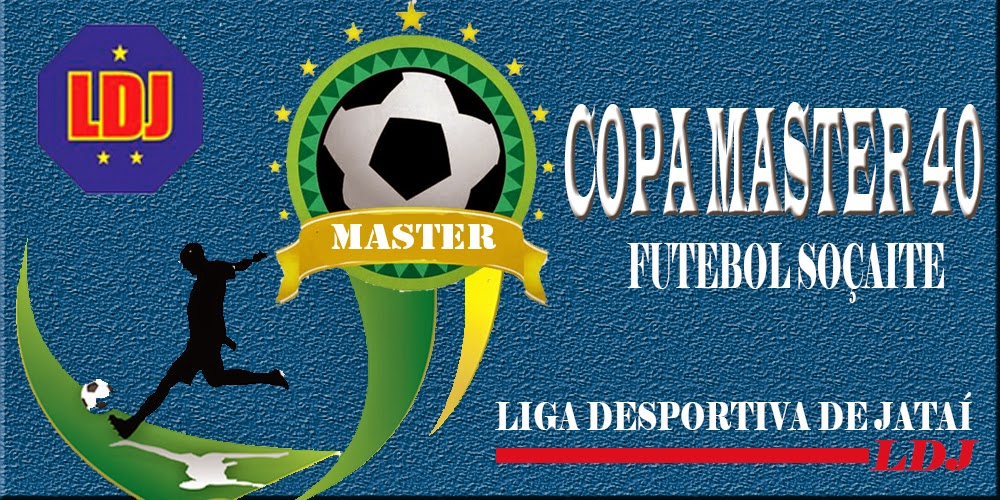 A Liga Desportiva de Jataí divulgou a tabela oficial da Copa Masters 40 de Futebol  Soçaite e68120d3d7b51