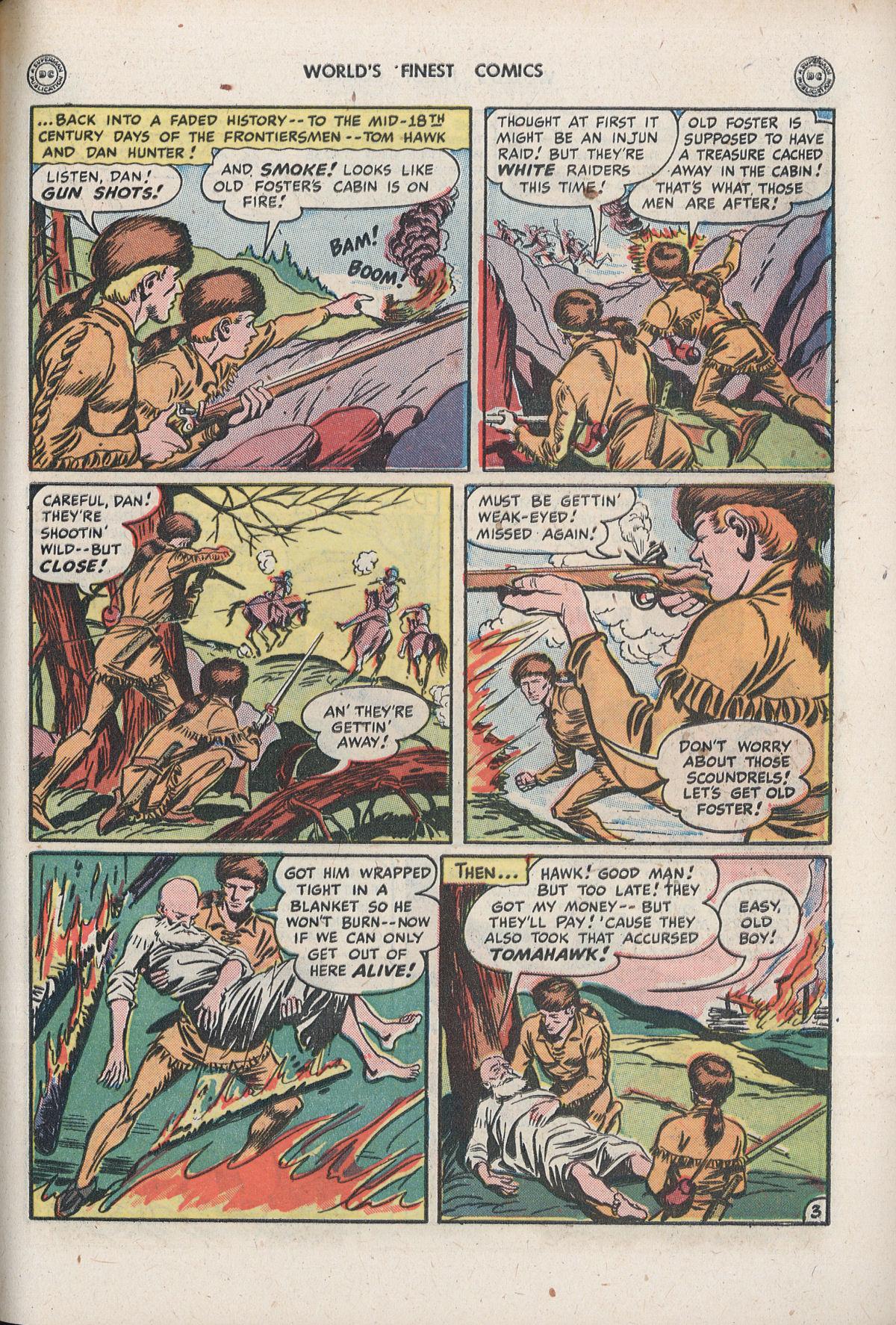 Read online World's Finest Comics comic -  Issue #33 - 39