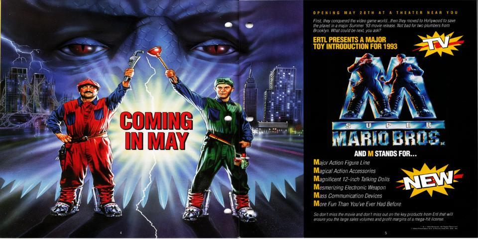 Phim Anh Em Nhà Mario VietSub HD | Super Mario Bros 1993