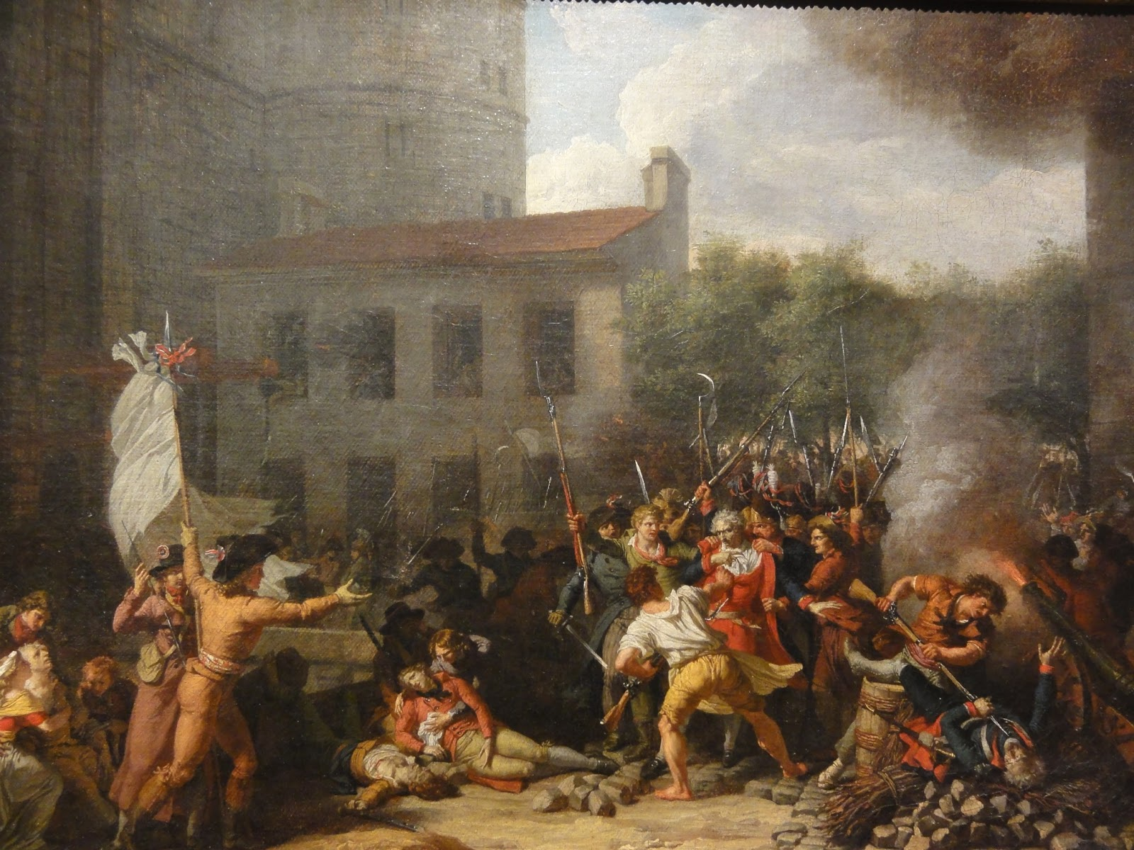 The French Revolution - The Storming of the Bastille