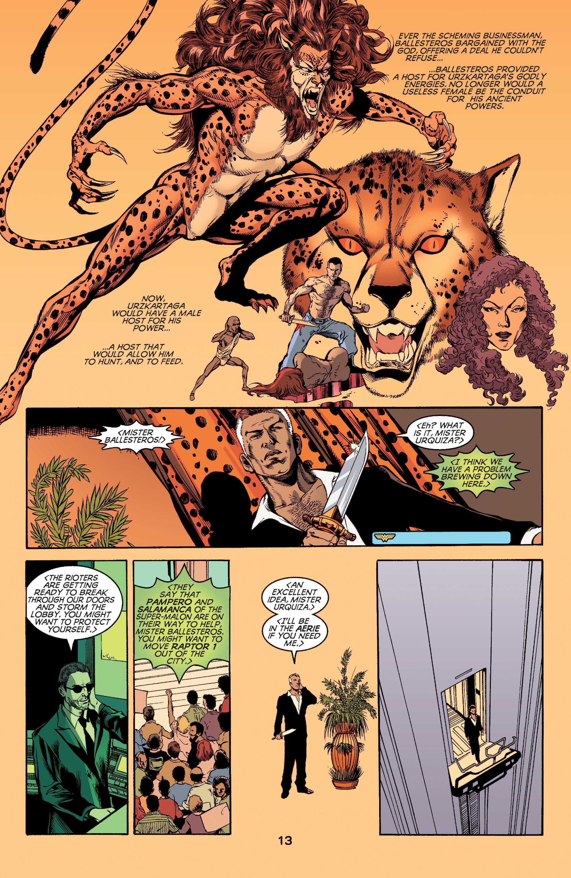 Read online Wonder Woman (1987) comic -  Issue #186 - 14