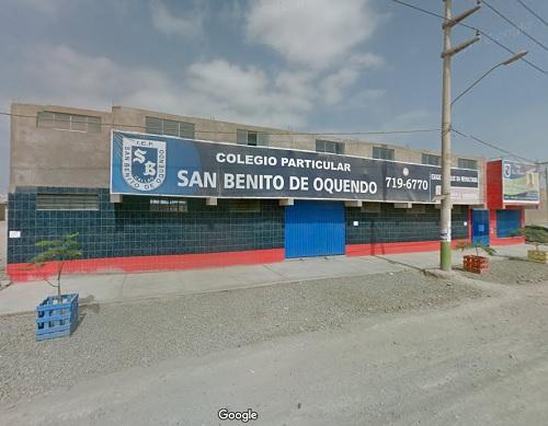 Colegio SAN BENITO de Oquendo