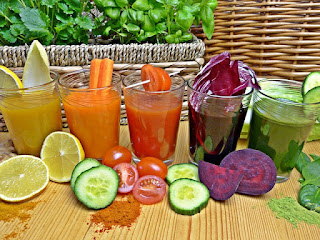 Following Are The Eating Rules And 7 Days Plan For a Detox diet (Detoxification)