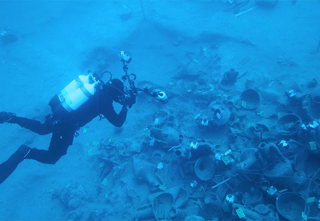 New project to shed light on underwater history of the Mediterranean