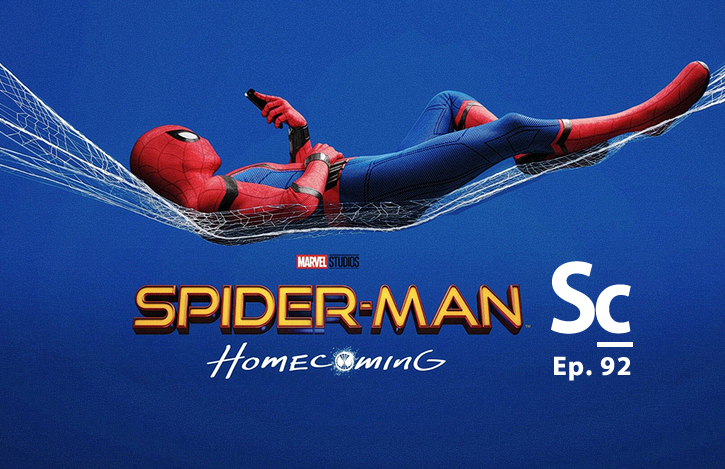 Spider-man: Homecoming (Ep. 92)