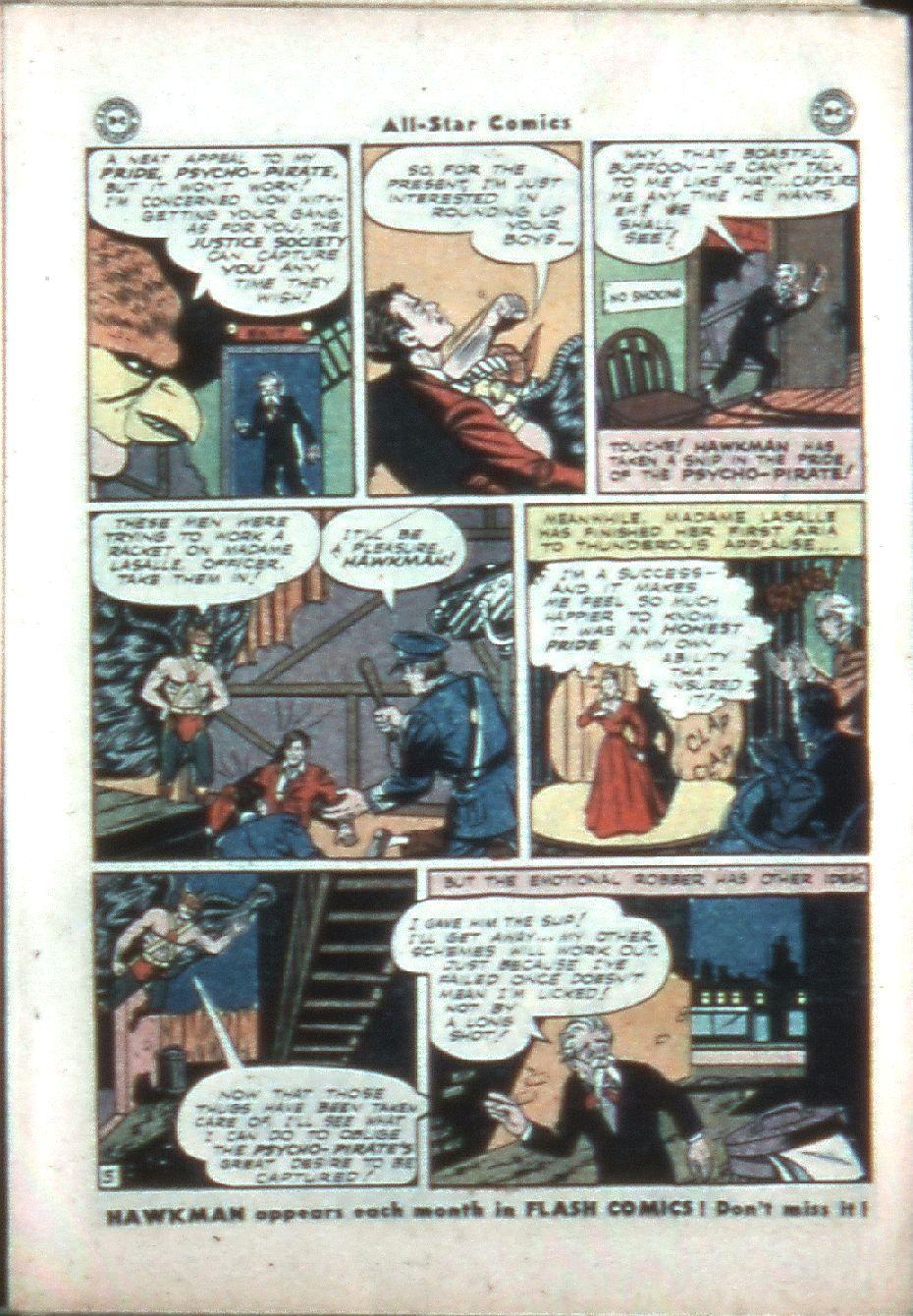 Read online All-Star Comics comic -  Issue #32 - 15
