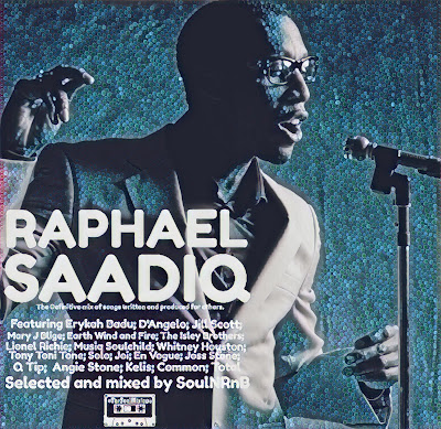DJ SoulNRnB - #TheSoulMixtape The Definitive Raphael Saadiq Productions