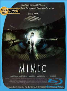 Mimic (1997) HD [1080p] Latino [Mega]dizonHD