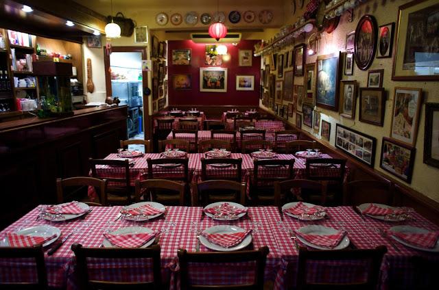 Bouchon Chez Paul em Lyon