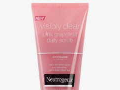 [Review] Neutrogena Visibly Clear Pink Grapefruit Daily Scrub
