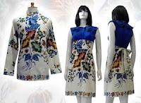 Model Baju Batik Trend Terbaru