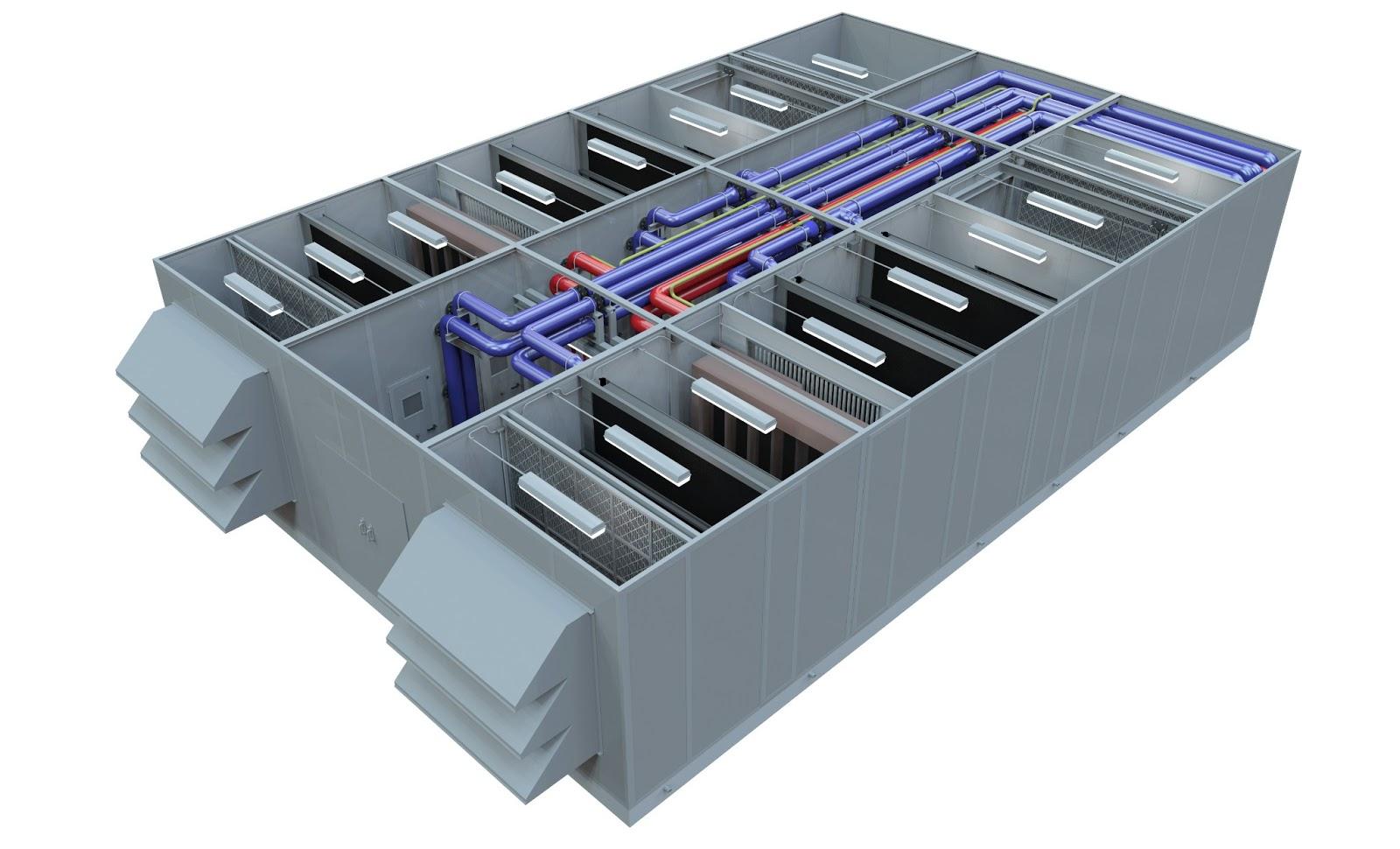 SketchUp Pro Case Study: Environmental Air Systems - Mad Macs
