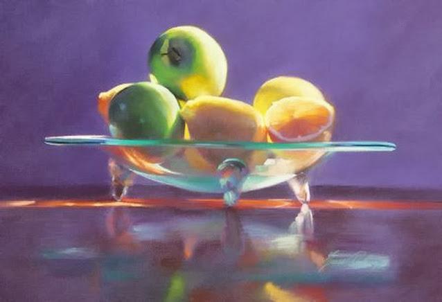 Grace Paleg | Australian Pastel Painter