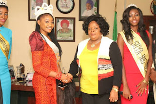 Female Agenda: Ada Imo Judith Orisaekeziem meets Imo First Lady, sets to kick off pet project 1