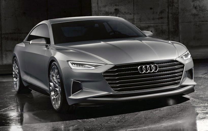 2016 Audi A9 Coupe Concept